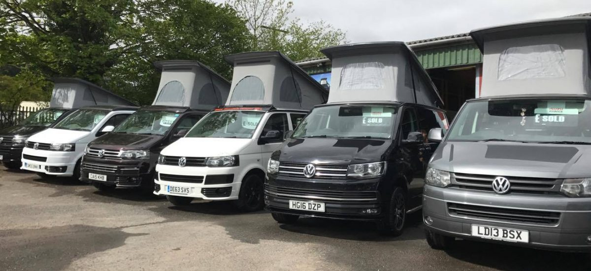 Converted Vans And Panels Vans Forsale.