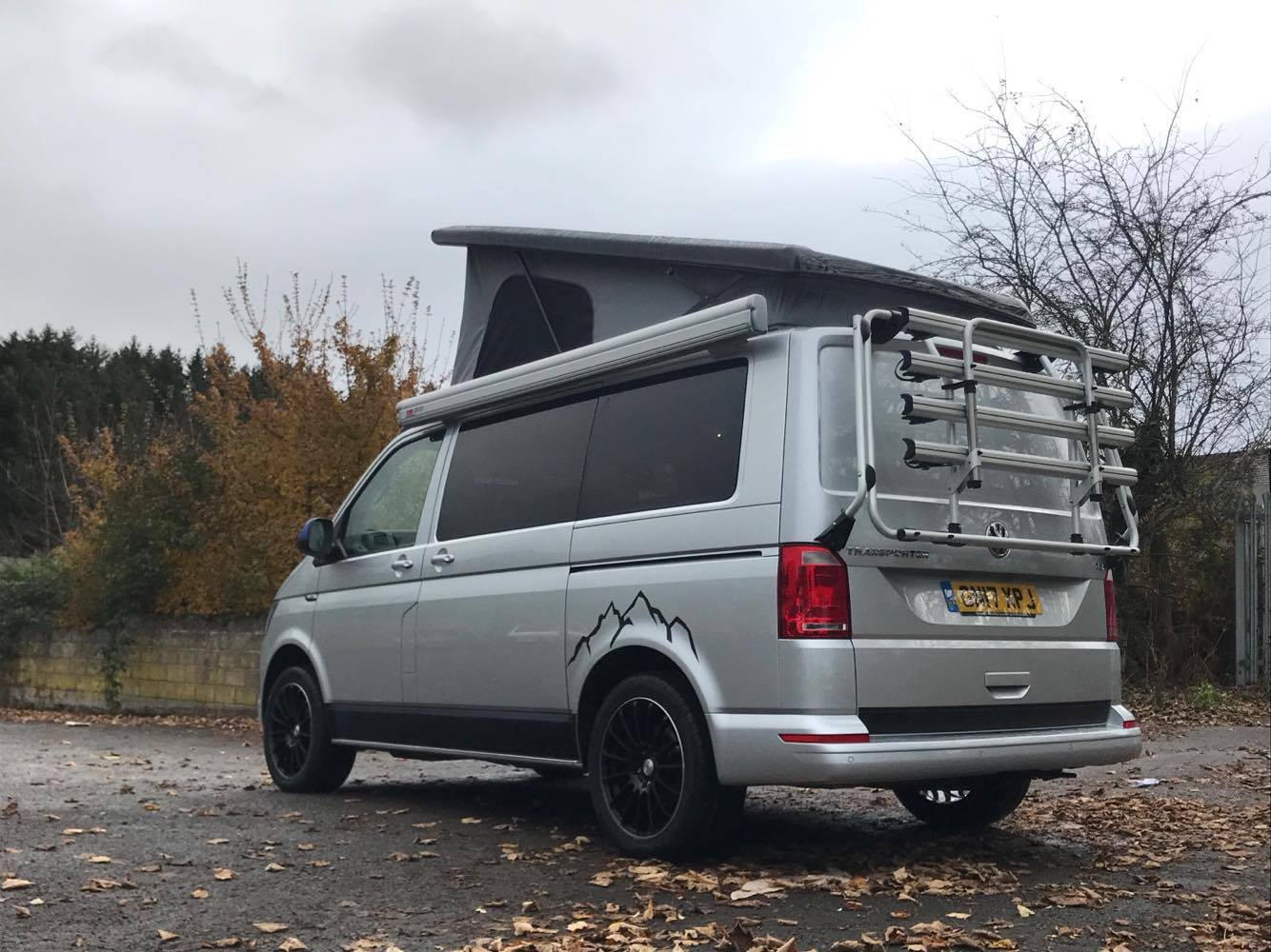 Cannon Camper Conversions | VW T5 Archives - Cannon Camper Conversions